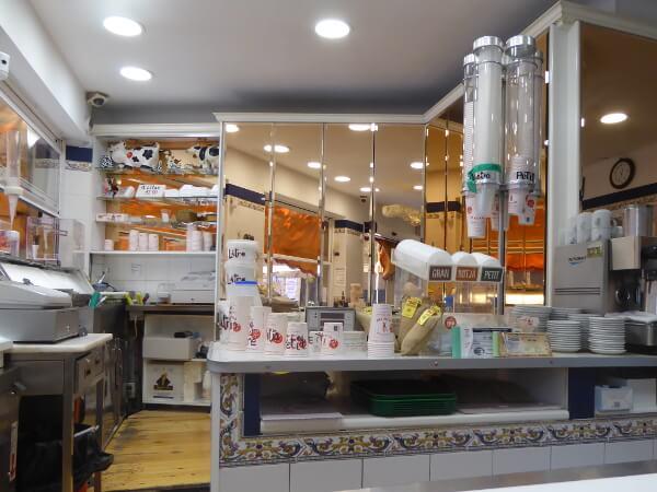 Horchateria El tio Che Barcelona Poblenou