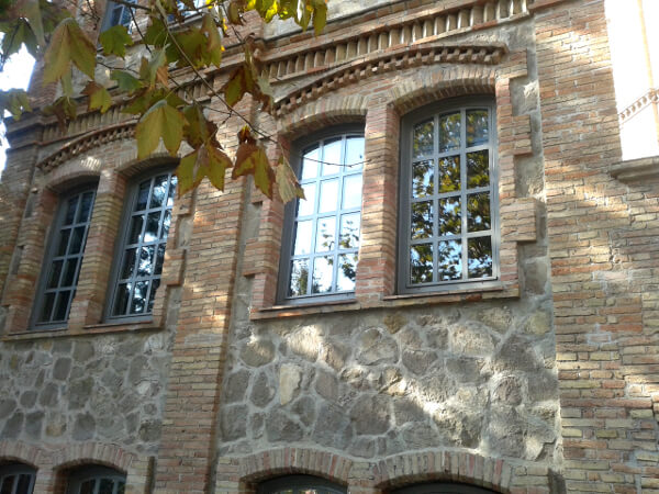 Poblenou Barcelona Industriebauten