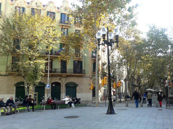 Poblenou Barcelona Modernisme