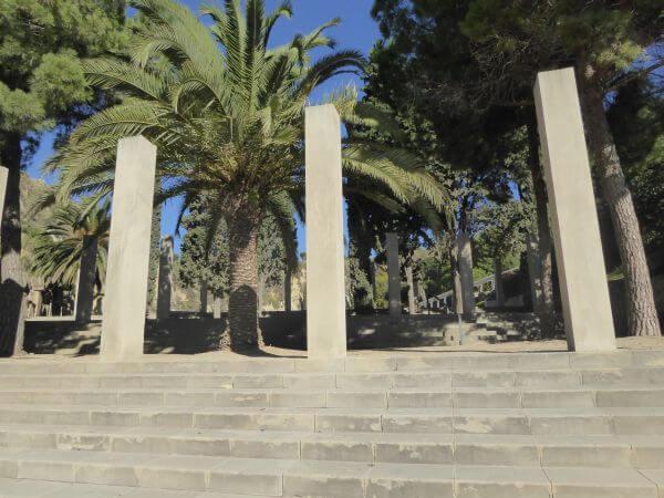 espai memories montjuic Barcelona
