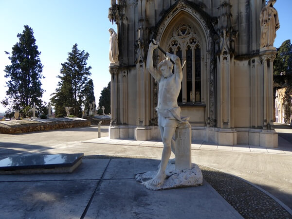 memento home Panteon Vial i Solsona Friedhof Montjuïc Barcelona