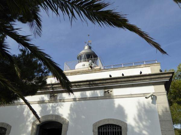 FAro Tossa de Mar Leuchtturm
