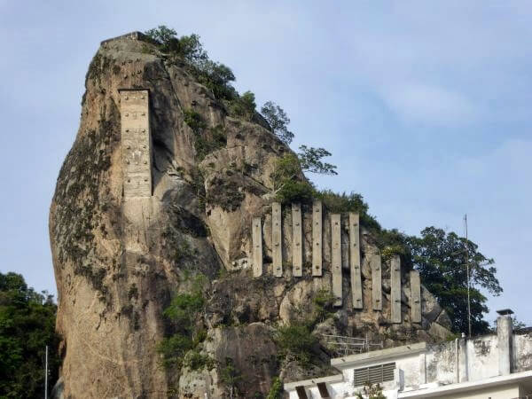 In Rio de Janeiro Hügel