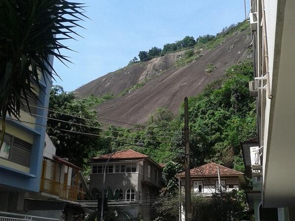 Morro Hügel rio de Janeiro
