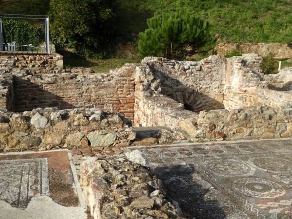 Tossa de mar vila romana