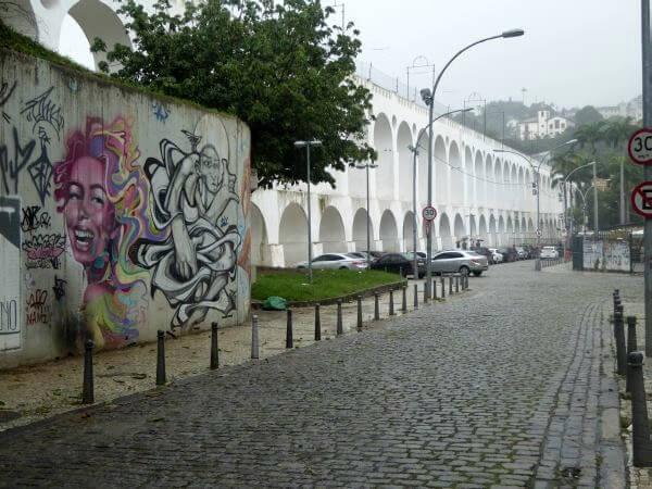 arcos de Lapas Regen Rio