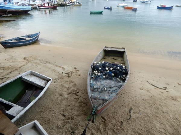 fischerboot Búzios