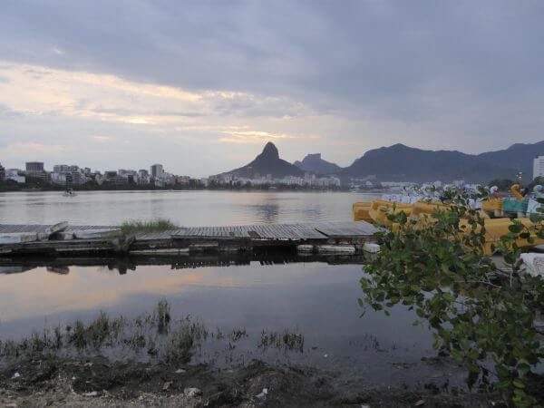 laguna ipanema rio