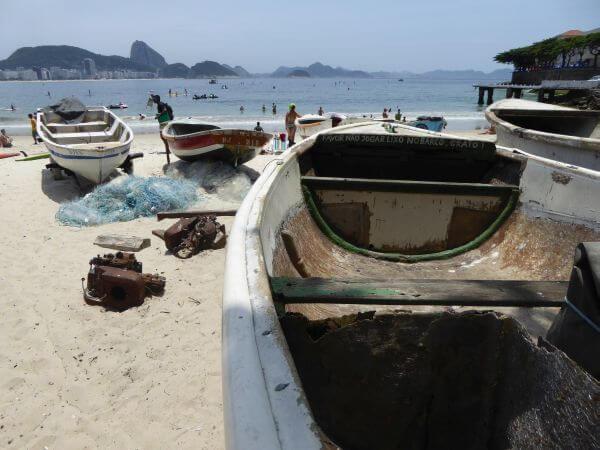 praia rio copacabana