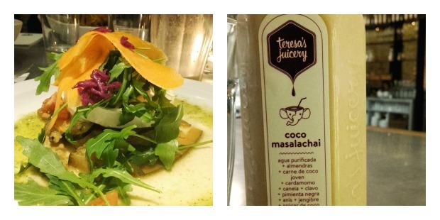 vegan restaurant barcelona freibeuter reisen