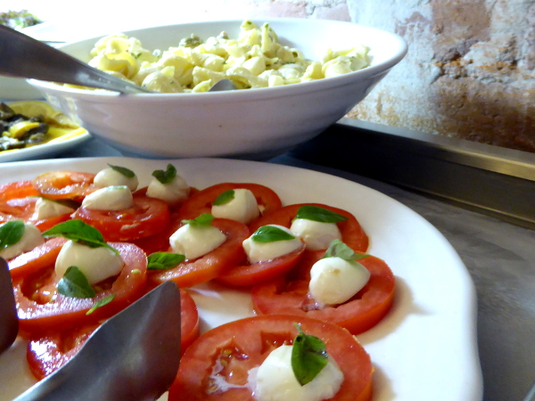 Buffet italienisch Restaurant Teresopolis
