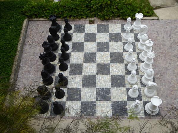 Casa Museum Stefan Zweig Petropolis Schachspiel