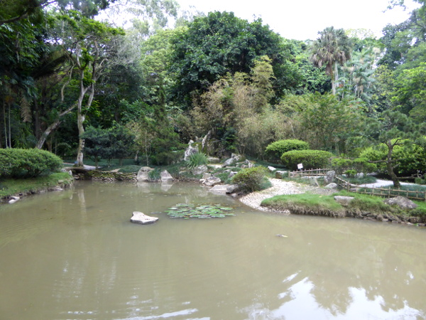 Japanischer Garten Jardim Botânico Rio