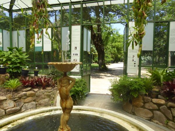 Jardim Botânico Glashaus