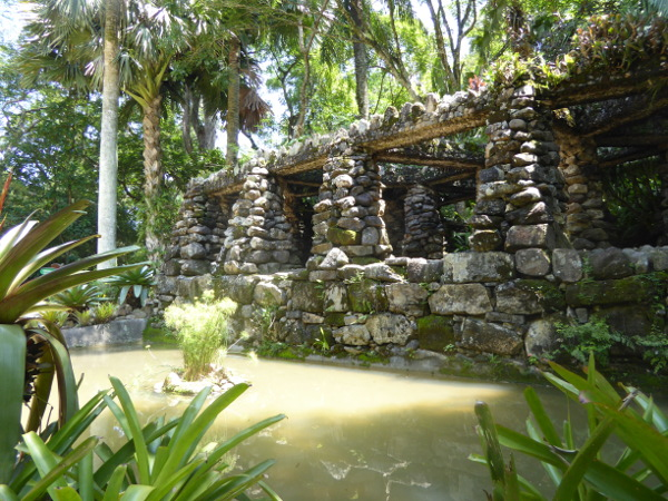 Jardim Botânico Ruine