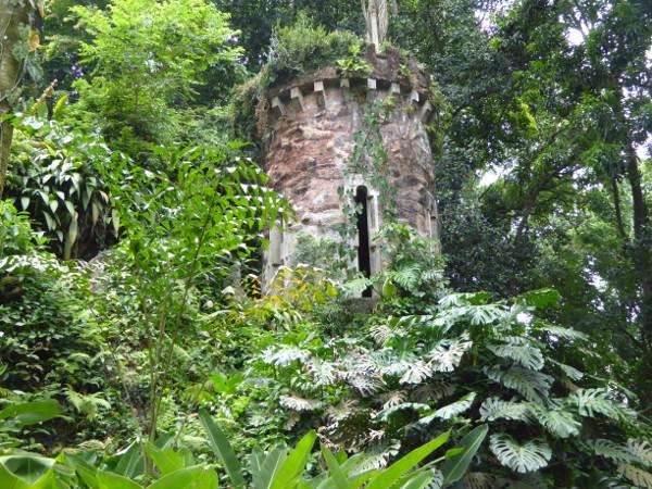Parque Lage Rio Turm