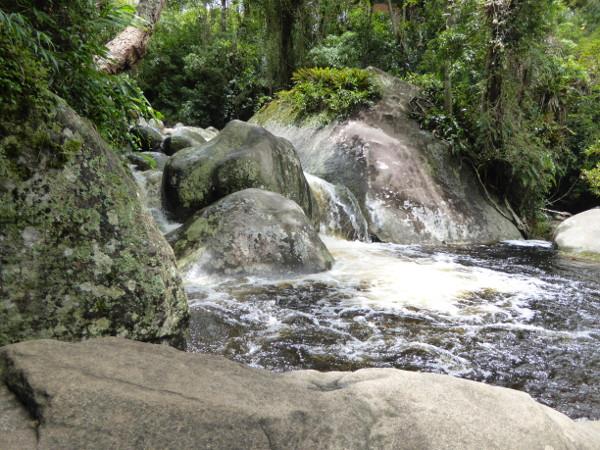Parque Serra dos Orgaos Teresopolis wasser