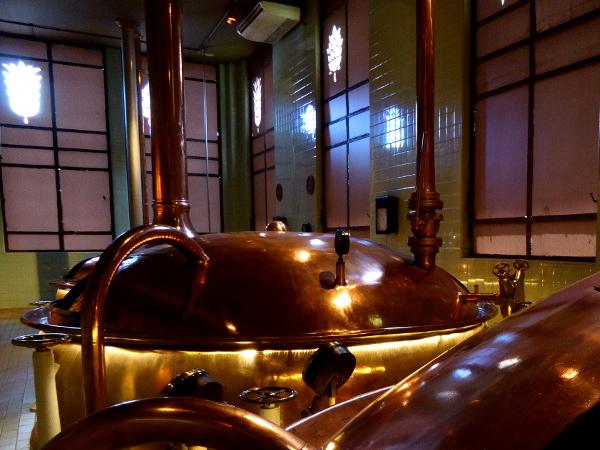 Petropolis Bohemia Bier Kessel