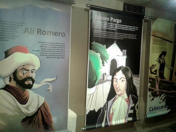 Piratenmuseum Lanzarote Freibeuter und Piraten