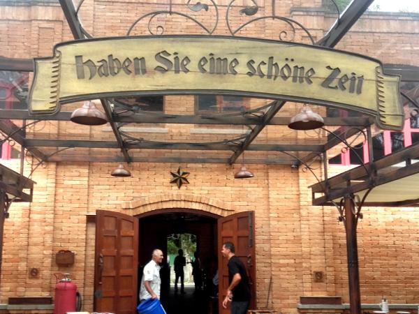 Teresopolis Bier Brauerei Biergarten St Gallen