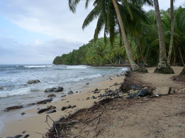 Bastimentos Karibik Seite