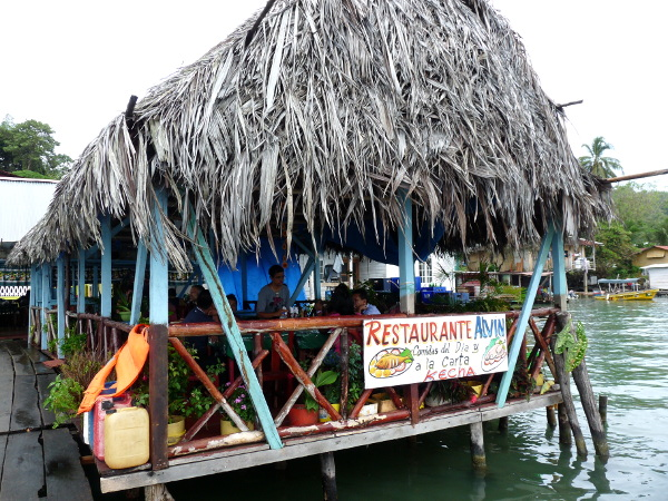 Bastimentos Restaurante Alvin