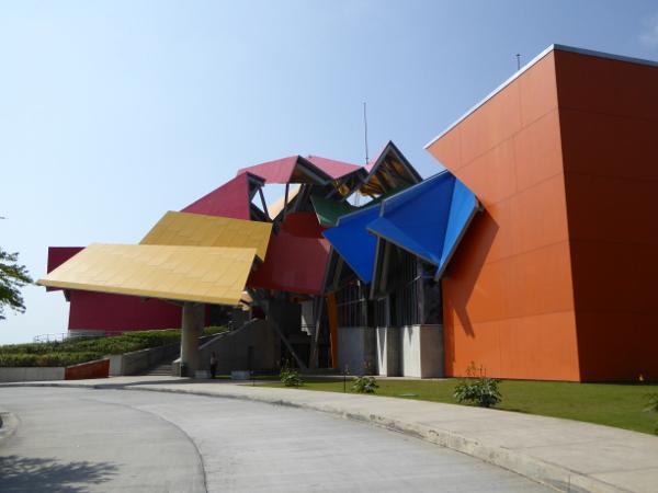 Biodiversity Gehry Museum Panama city