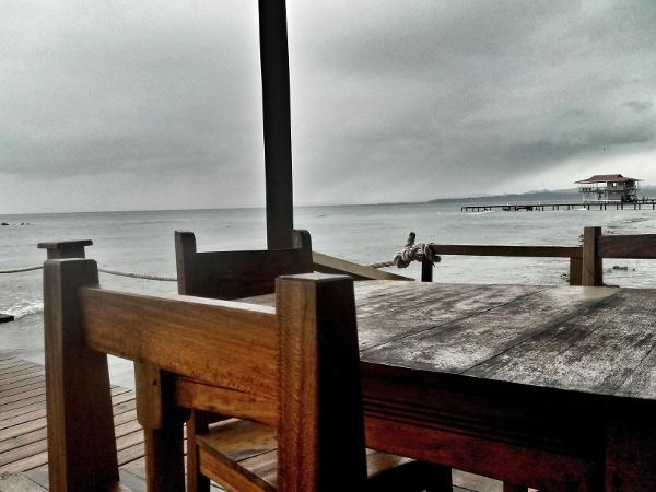 Isla Carenero Bocas WEtter