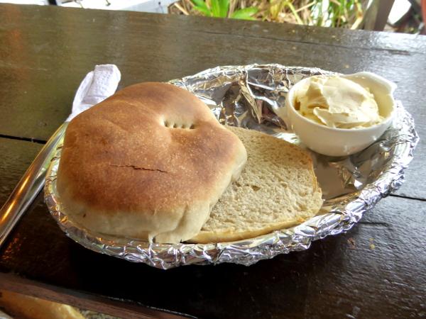 Juanjo Bastimentos Pan de coco