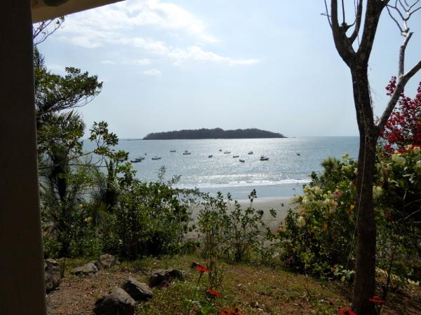 Santa Catalina Panama Coiba House Aussicht