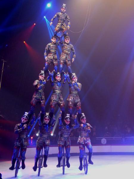 Zirkus Festival Figueres EINRAD