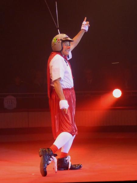 Zirkus Festival Figueres clown