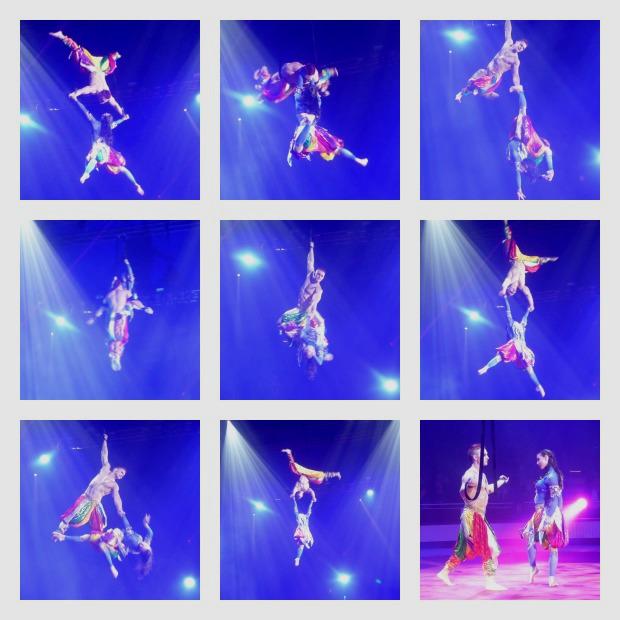 Zirkus festival Akrobatik Figueres Idols