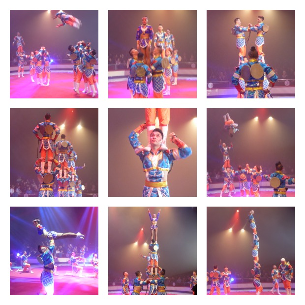 Zirkus festival Figueres 2016 Mongolei Akrobatik