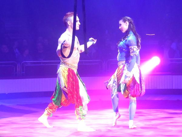 Zirkus festival Idols