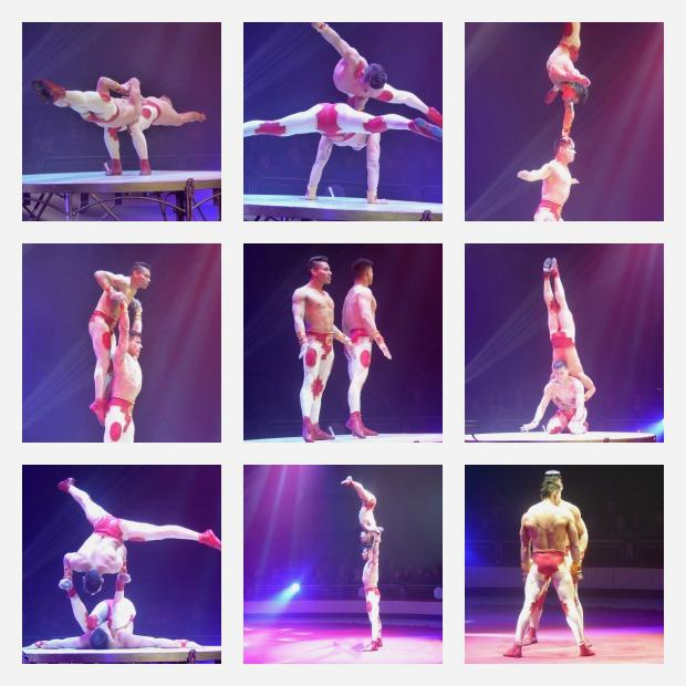 Zirkus festival Ma a ma Duo vitalis
