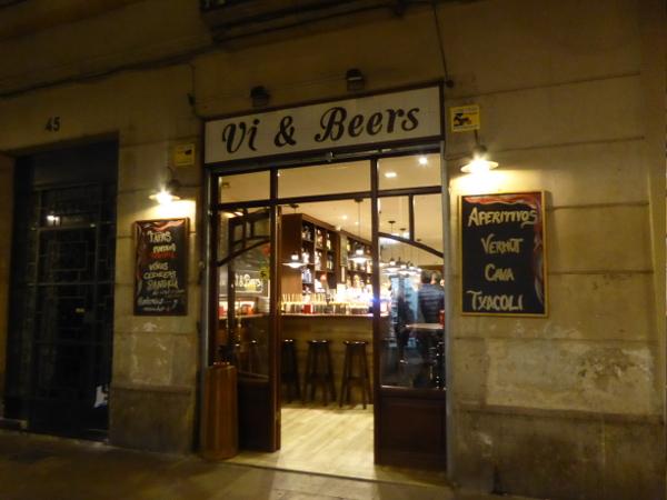 Carrer Blai Barcelona Poble sec