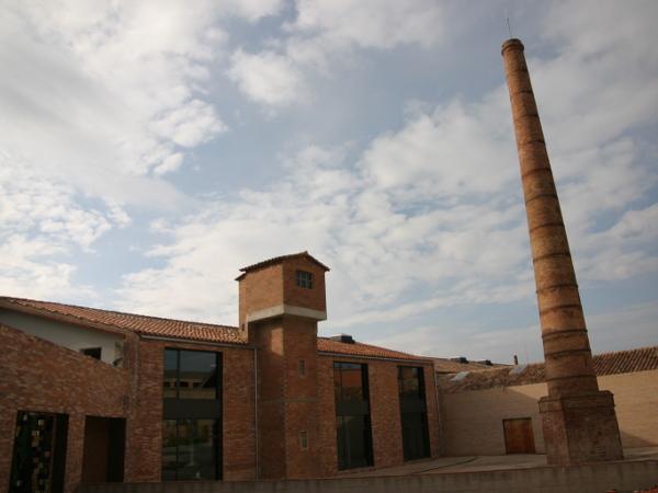 La Bisbal Museu Terracotta Fabrik Töpfern