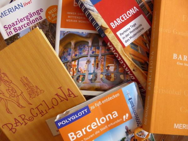 Reiseführer Vergleich Barcelona PRINT