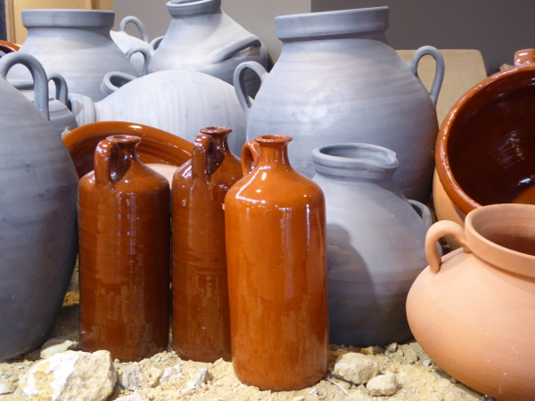 Töpfern Keramik Museu Terrissa Quart