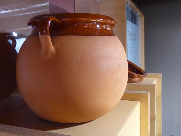 Töpfern Museu Terrissa Quart Keramik