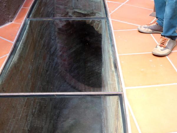Töpfern Museu Terrissa Quart tunnel rAUCH