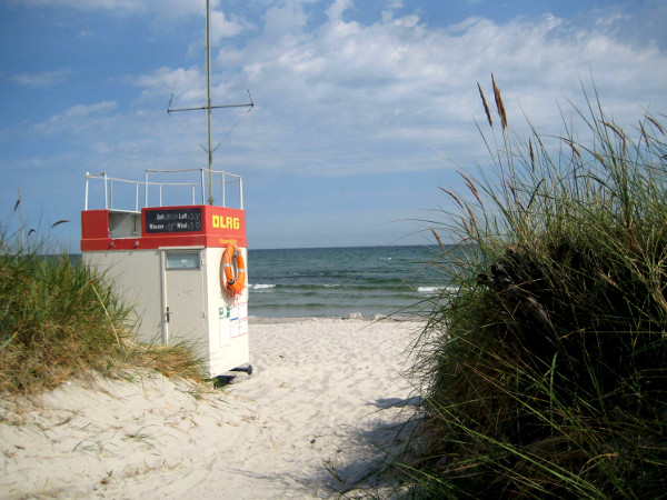 Wellness Ostsee Duenen Traum