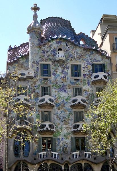 die casa-batllo barcelona
