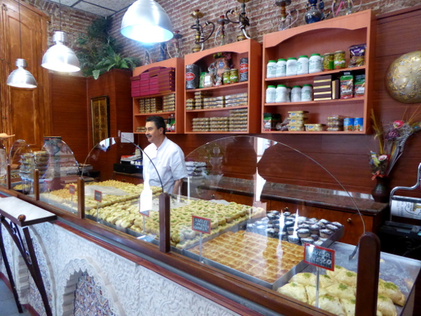 Food Tour gracia barcelona syrisch mustafa