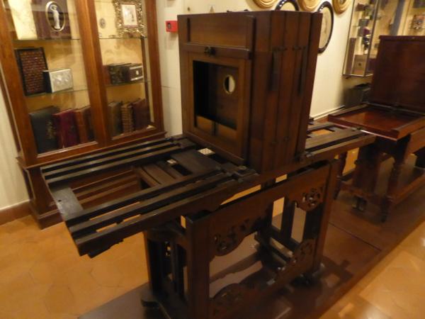 sammlung kameras Museu frederic mares palau reial barcelona