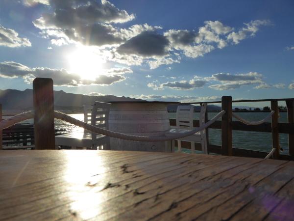 Musclarium Muscheln Ebrodelta Freibeuter reisen sonnenuntergang