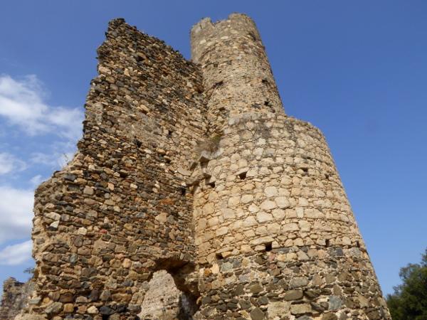 La Selva Freibeuter Reisen Burgen Route Castell Sant Iscle
