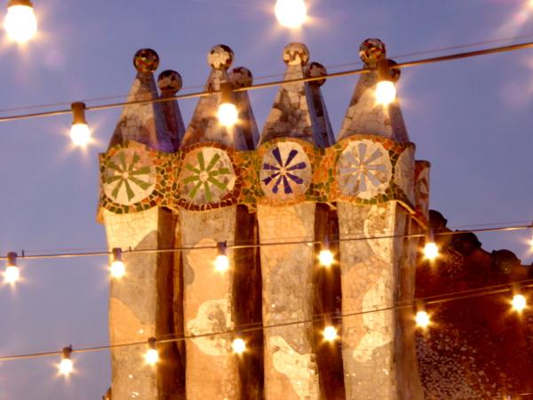 magische nacht casa batllo barcelona
