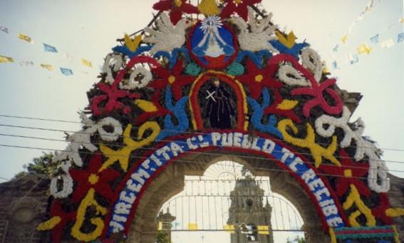 mexiko xochimilco df